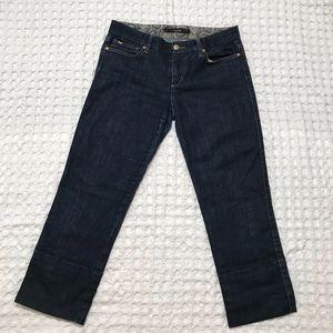 Joe's Jeans socialite crop size 26